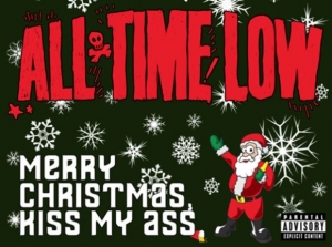 All Time Low - Merry Christmas, Kiss My Ass