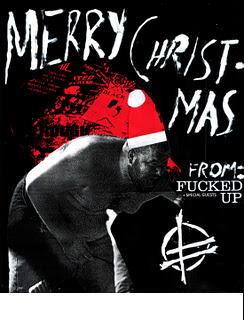 Fucked Up te desea Feliz Navidad
