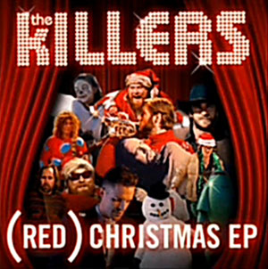 (RED) Christmas EP - The Killers